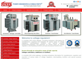 automatic-voltage-regulators.com