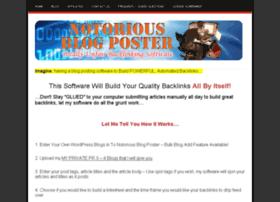 automaticblogpostingsoftware.com