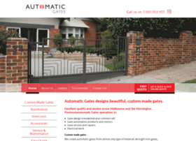 automaticgates.com.au