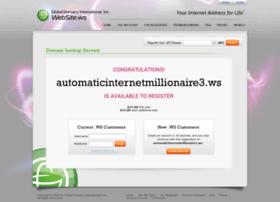 automaticinternetmillionaire3.ws