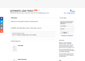 automaticleadtools.clickbook.net