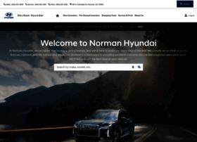 automaxhyundainorman.com