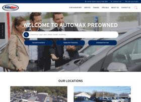 automaxpreowned.com