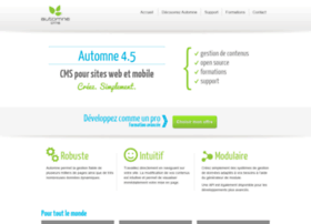 automne-cms.org