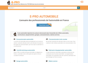 automobile.e-pro.fr