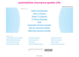 automobiles-insurance-quotes.info