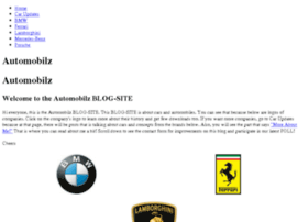 automobilz.weebly.com