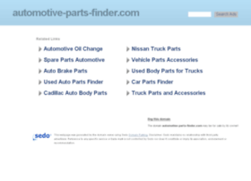 automotive-parts-finder.com