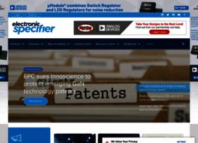 automotive.electronicspecifier.com