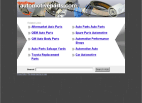 automotiveparts.com