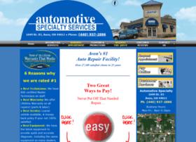 automotivespecialtyservices.com