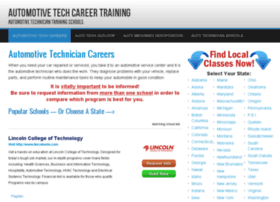 automotivetechcareertraining.com