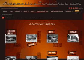 automotivetimelines.com