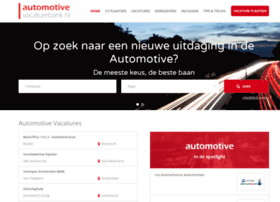 automotivevacaturebank.nl
