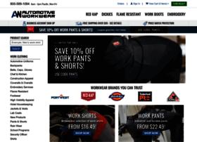 automotiveworkwear.com