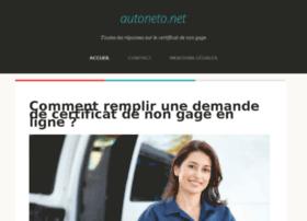 autoneto.net