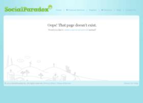 autonumen.socialparadox.com