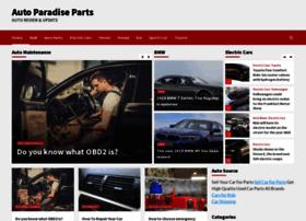 autoparadiseparts.com