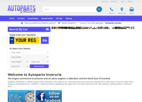 autoparts-inverurie.co.uk