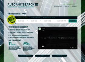 autopartsearch.com