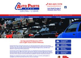 autopartspros.com