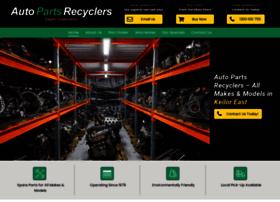 autopartsrecyclers.net.au