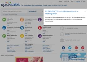 autopartsshed.quicksales.com.au