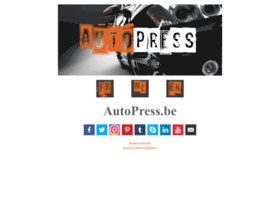 autopress.be