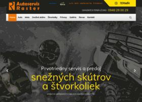 autoraster.sk