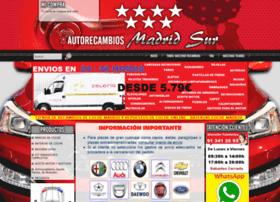 autorecambiosmadridsur.es