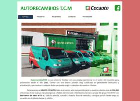 autorecambiostcm.com
