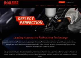 autorefinishdevilbiss.com