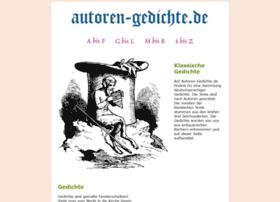 autoren-gedichte.de