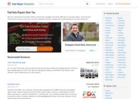 autorepaircompanies.com