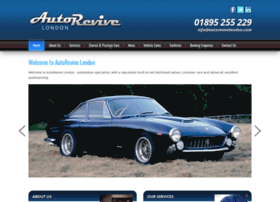 autorevivelondon.com