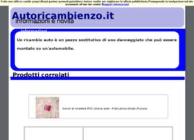 autoricambienzo.it