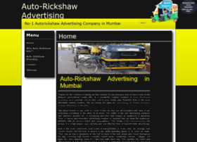 autorickshawadvertising.in