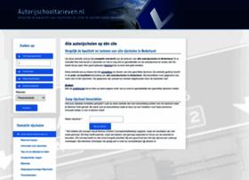 autorijschooltarieven.nl