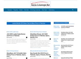 autos.columnpk.com