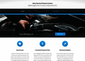 autoservicefinancecentre.com
