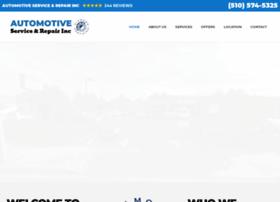 autoservicerepairnewark.com
