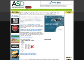 autoservicesdirectory.ca