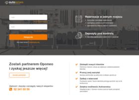 autoserwis.oponeo.pl