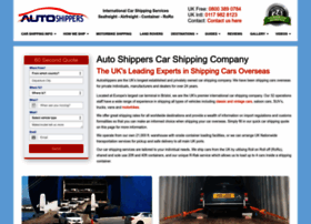 autoshippers.co.uk