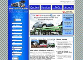autoshippingfinder.com