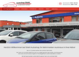 autoshop-stiehl.de