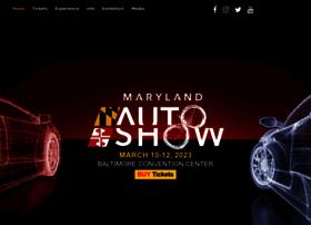 autoshowbaltimore.com