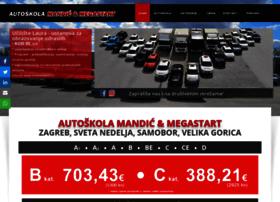 autoskola-megastart.com