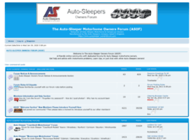 Autosleeper-ownersforum.com