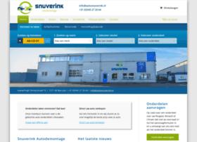 autosnuverink.nl